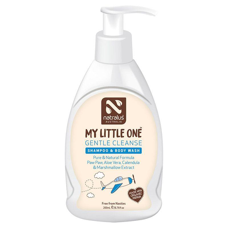 My Little One- Gentle Cleanse Shampoo & Body Wash 200mL