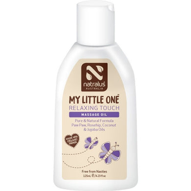 My Little One Relaxing Touch Massage Oil 125mL