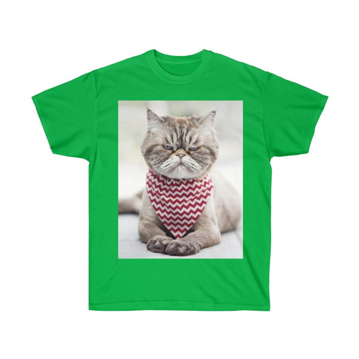 Custom Pet T-Shirt (Cat)