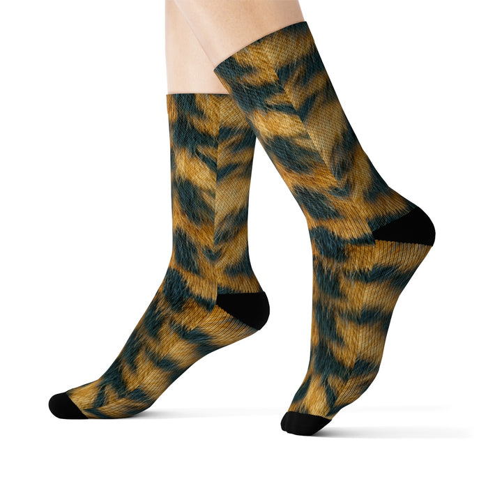 3D Print Tiger Socks