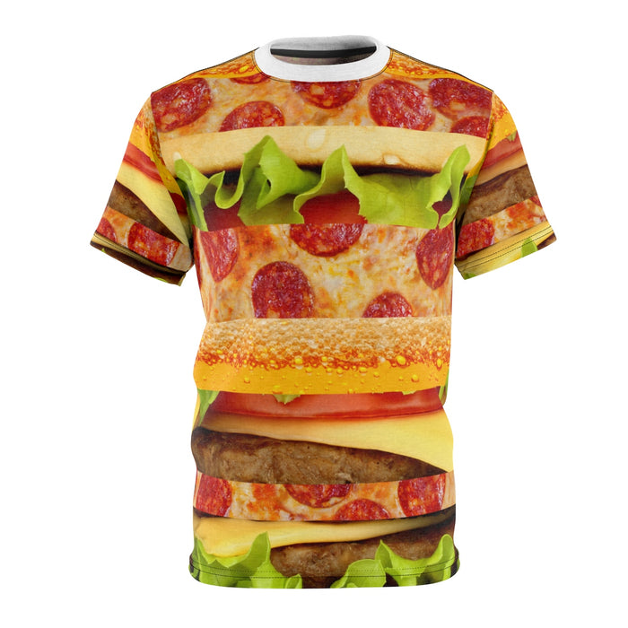 Your Favourite Food All Over Printed T-Shirt