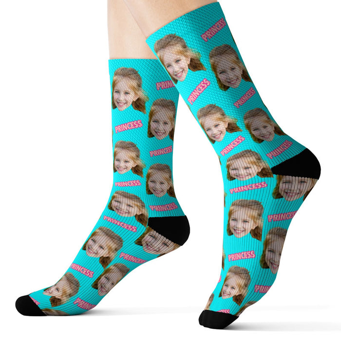 Put Your Face on a Sock