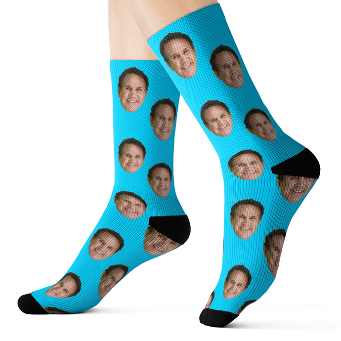 Custom Father's Day Socks