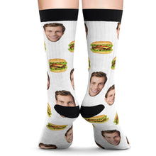 Men's Burger Socks