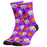 Custom Dog Face Socks Halloween