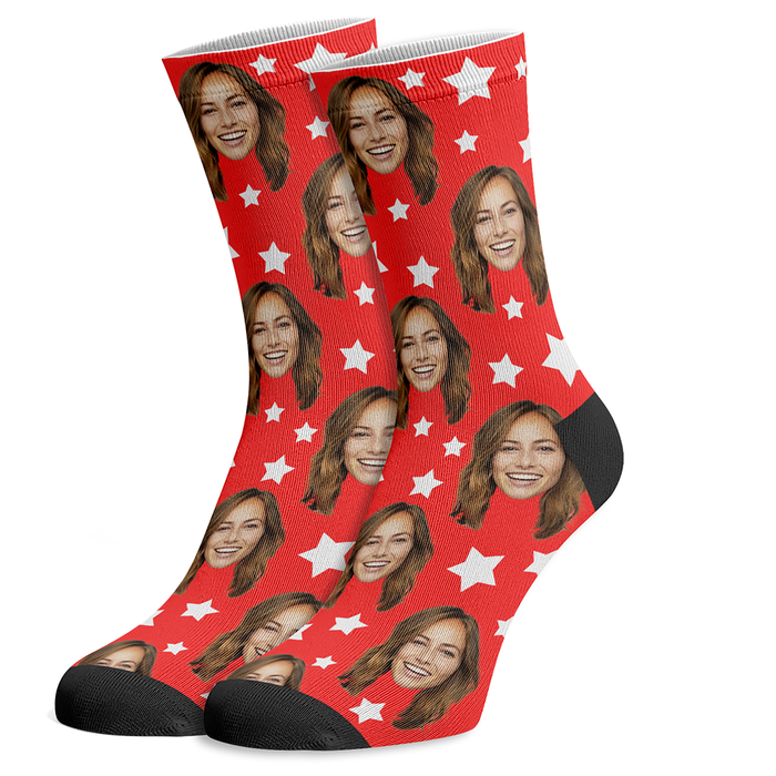 Custom Women Socks
