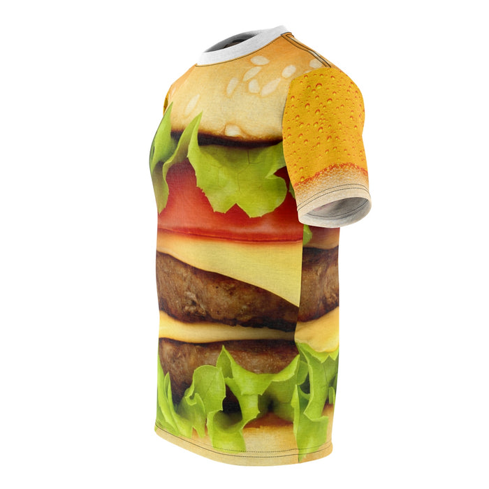 Burger Beer T Shirt