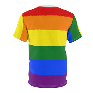 Rainbow Pride Flag T shirt