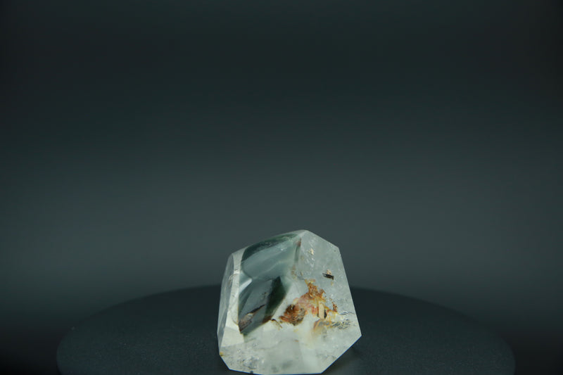 Quartz Crystal with Chlorite (Q4)