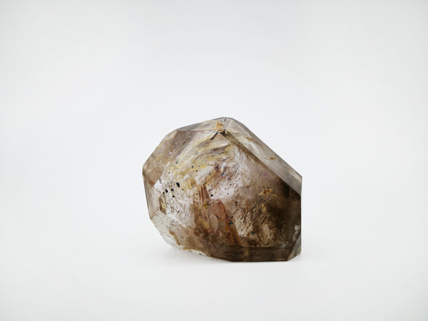 Quartz var. Smoky Phantom with Inclusions (Q7)