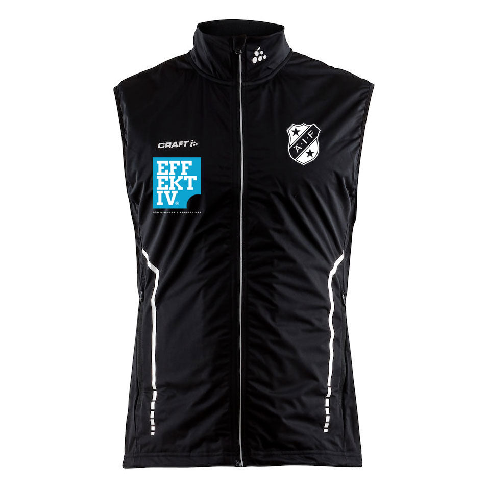 ÄIF Skidor Craft club vest SR