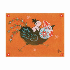 Artwork- Year of Rooster 'March'