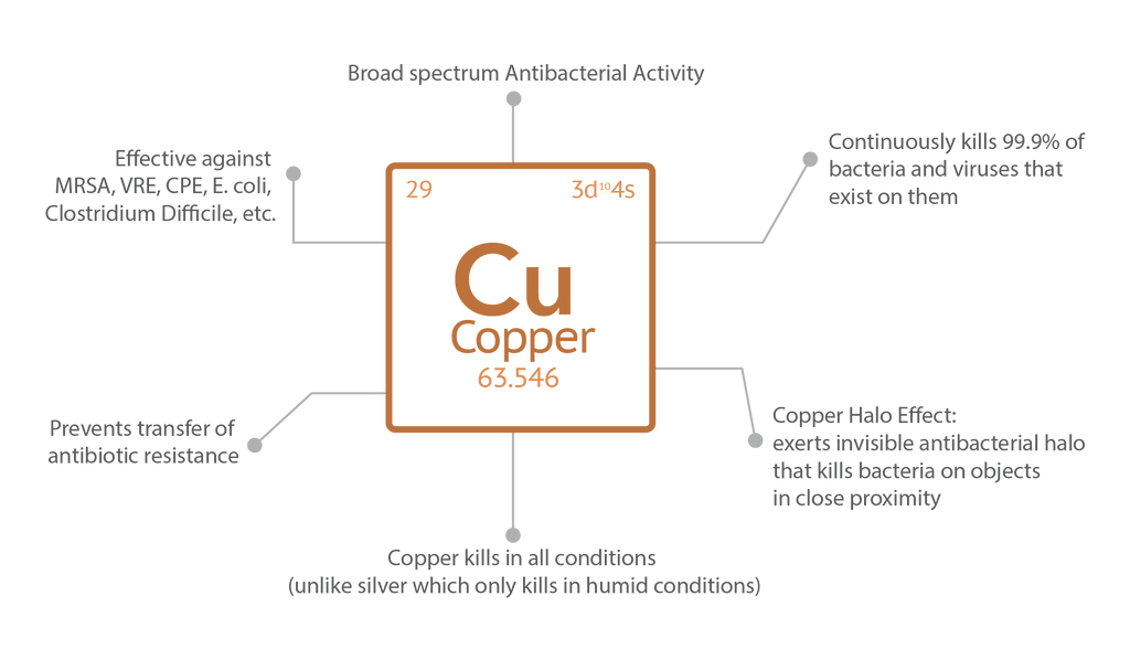 copper ion facts