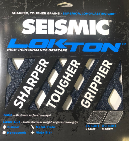 Seismic Lockton Grip Tape: Fishnet