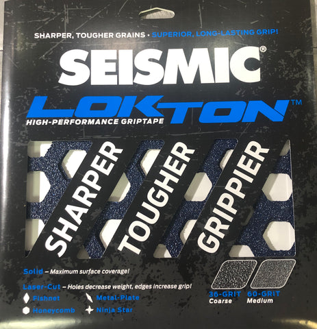 Seismic Lockton Grip Tape: Honeycomb