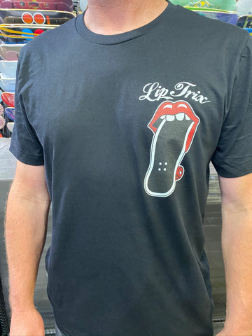 Lip Trix Tongue Tee