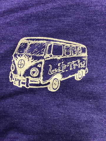 Lip Trix Bus Tee: Youth