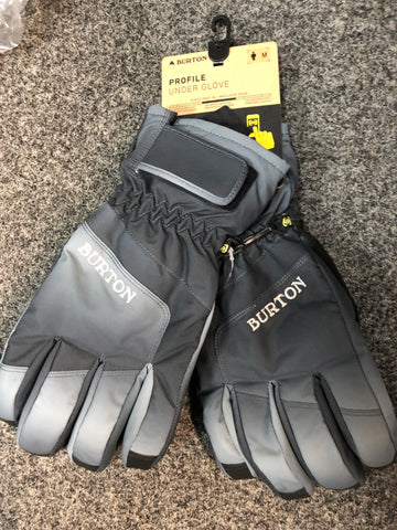Burton: Profile UnderGlove - True Black Gradient
