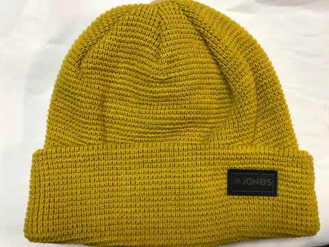 Jones: Arlberg Beanie - Yellow