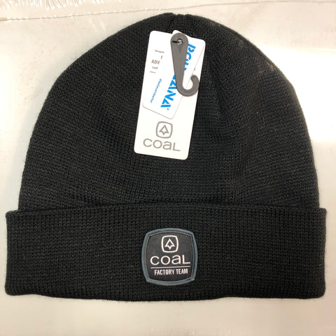 Coal Headwear: The FLT Beanie - Black