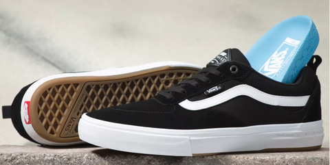 Vans Kyle Walker Pro White/Black