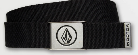 Volcom Circle Web Belt-Black