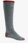 Men's Performance + Expedition Weight Sock-Gray Heather