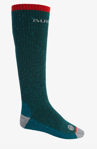Men's Performance + Expedition Weight Sock-Antique Green Heather