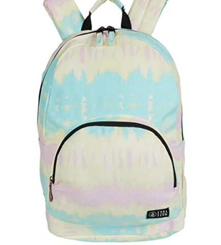 Volcom Schoolyard Canvas Backpack-Multi