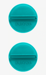 Burton: Mini Scraper Stomp Pad-The Teal Deal