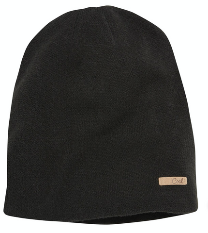 Coal Headwear: Julietta Beanie - Black