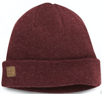 Coal Headwear: Harbor Beanie - Heather Burgundy