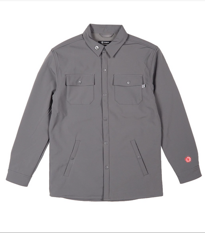 Candy Grind: Workshirt - Grey