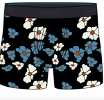 Stance Underwear: Folly Wholester-Black