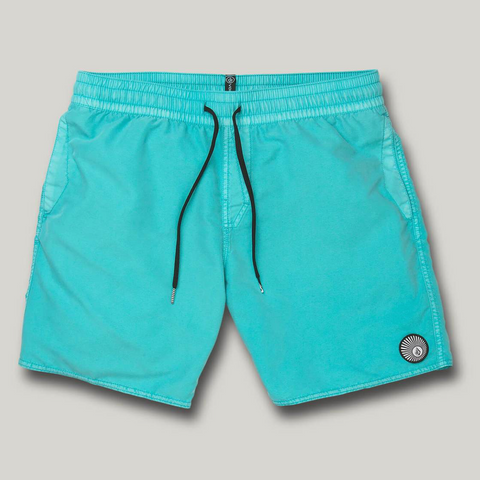Volcom Center Trunk 17 - Native Turquoise