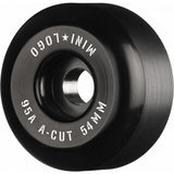 Mini Logo A-cut 54mm 95a Skateboard Wheels