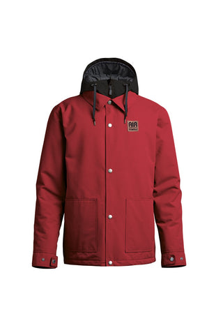 AirBlaster: Work Jacket - Dark Red
