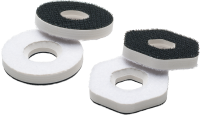 Seismic Slide Puck Risers
