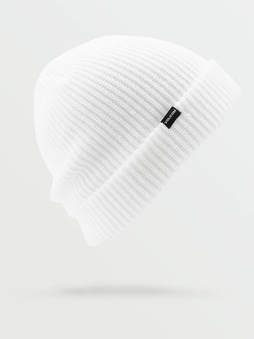 Volcom: Sweep Beanie - White