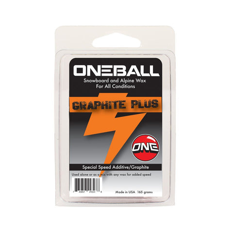 One Ball: F-1 Black Magic Graphite Bar (165g)