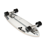 "Carver C7 Raw 30.75"" CI Flyer Surfskate Complete"