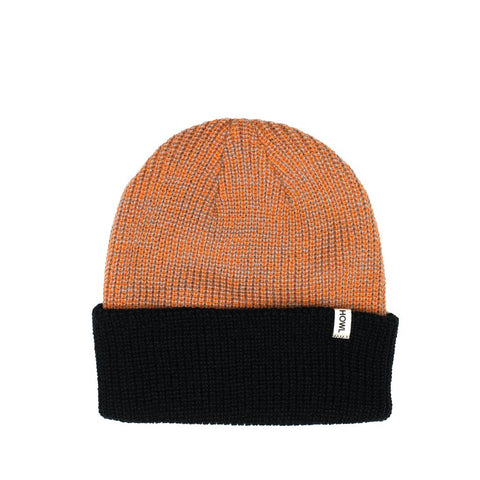 Howl: Slash Beanie - Heather Orange