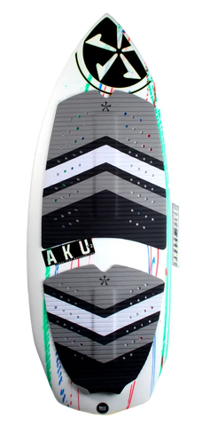 Phase Five: 2021 Aku V2 Wake Surfboard