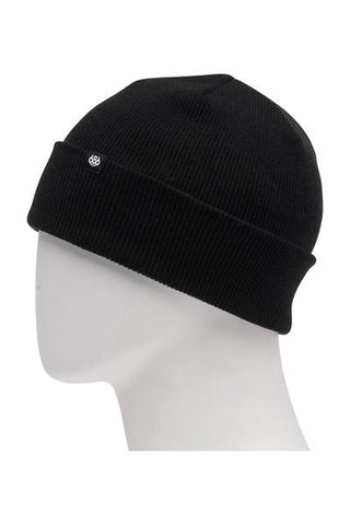 686: Standard Roll Up Beanie - Black