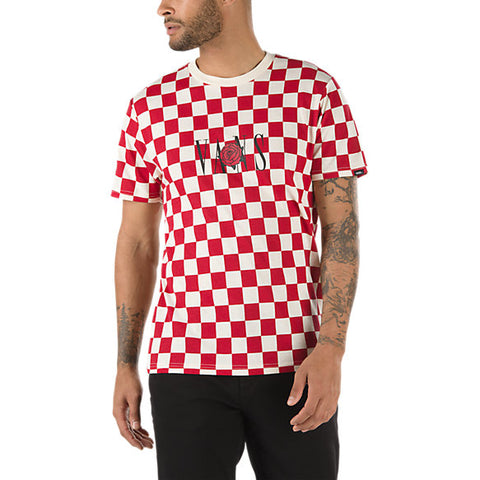 Vans Kyle Walker Checkerboard T-Shirt