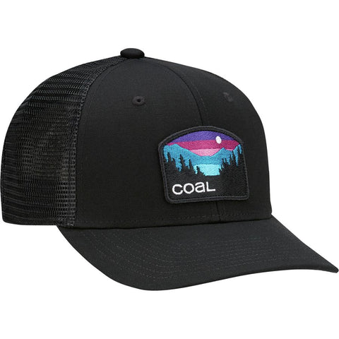 Coal Headwear: Hauler Low Black