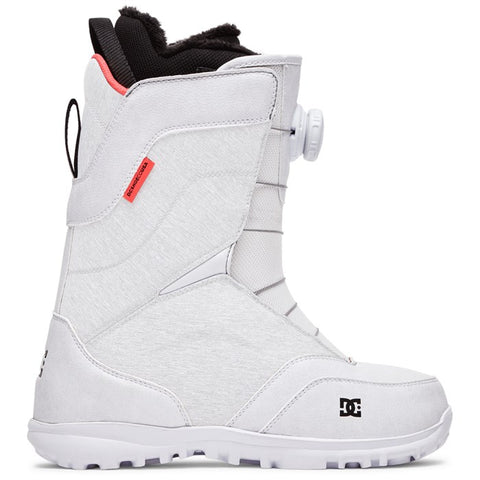 DC Snowboarding: Women's Search Boot - White