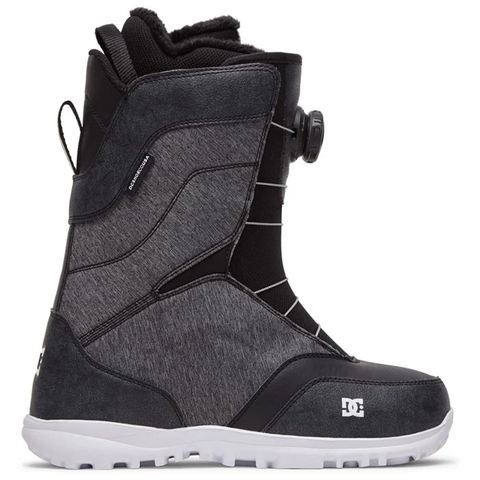 DC Snowboarding: Women's Search Boot - Black