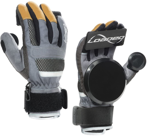 Loaded Freeride Slide Gloves