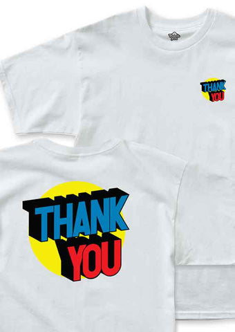 Thankyou Spot on T-Shirt